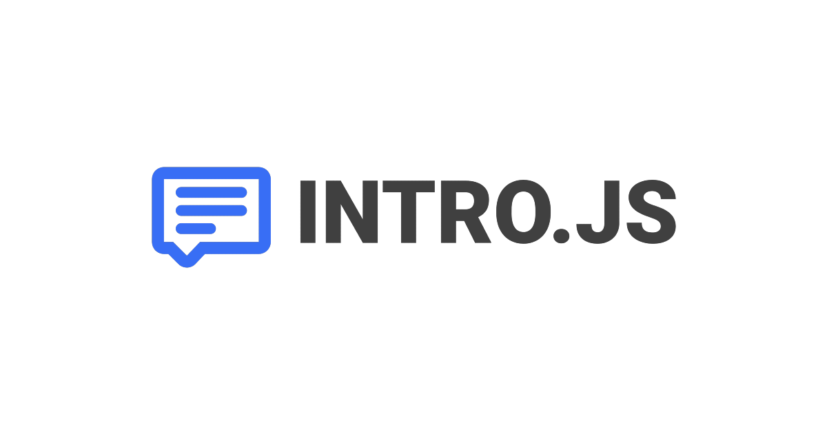 Intro.js - Lightweight, user-friendly onboarding tour library